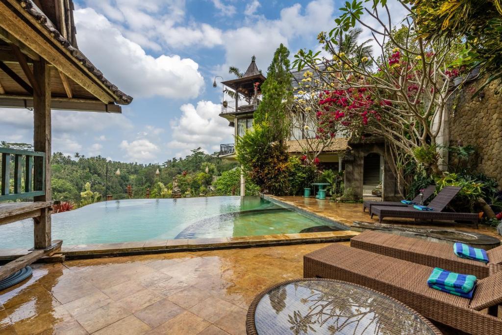Tirta Asri Ubud Villa Indonesia Booking Com