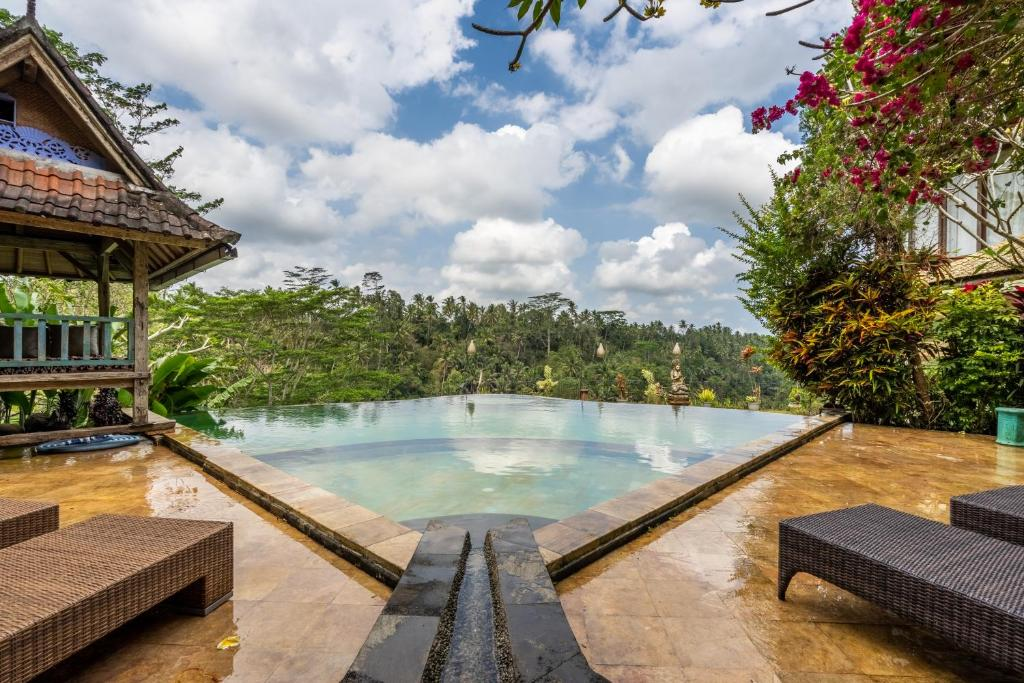 Tirta Asri Ubud Villa Indonesia Booking Com