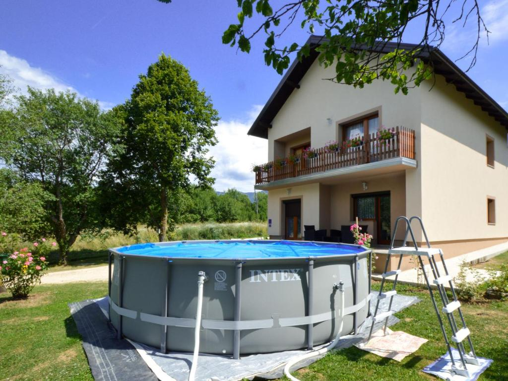 The swimming pool at or close to Apartment Jelena