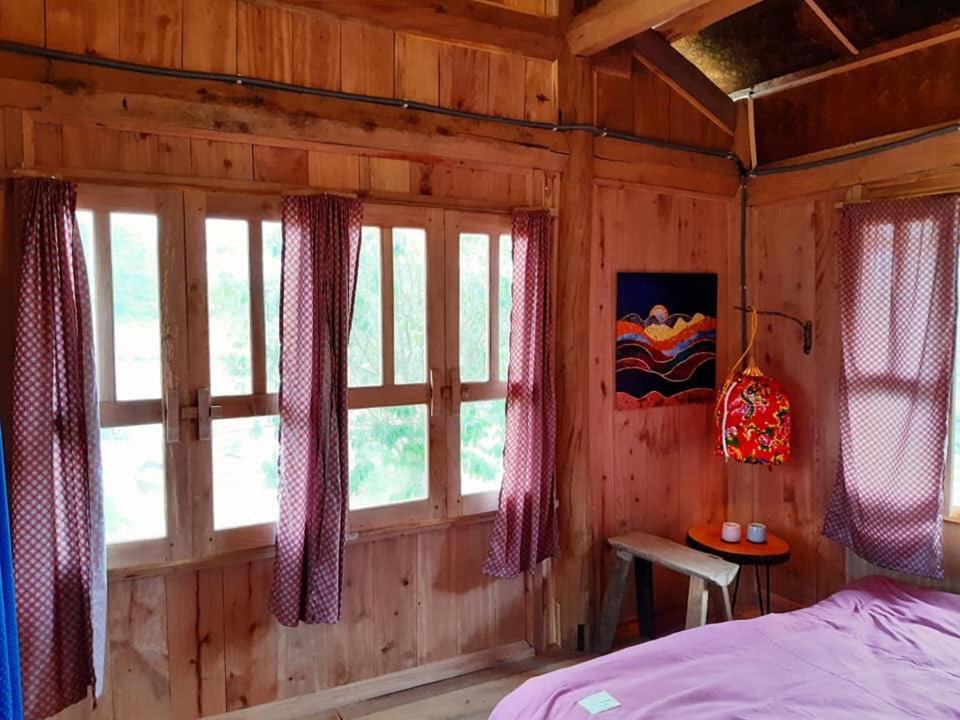 Phòng Giường Đôi Nhìn Ra Núi