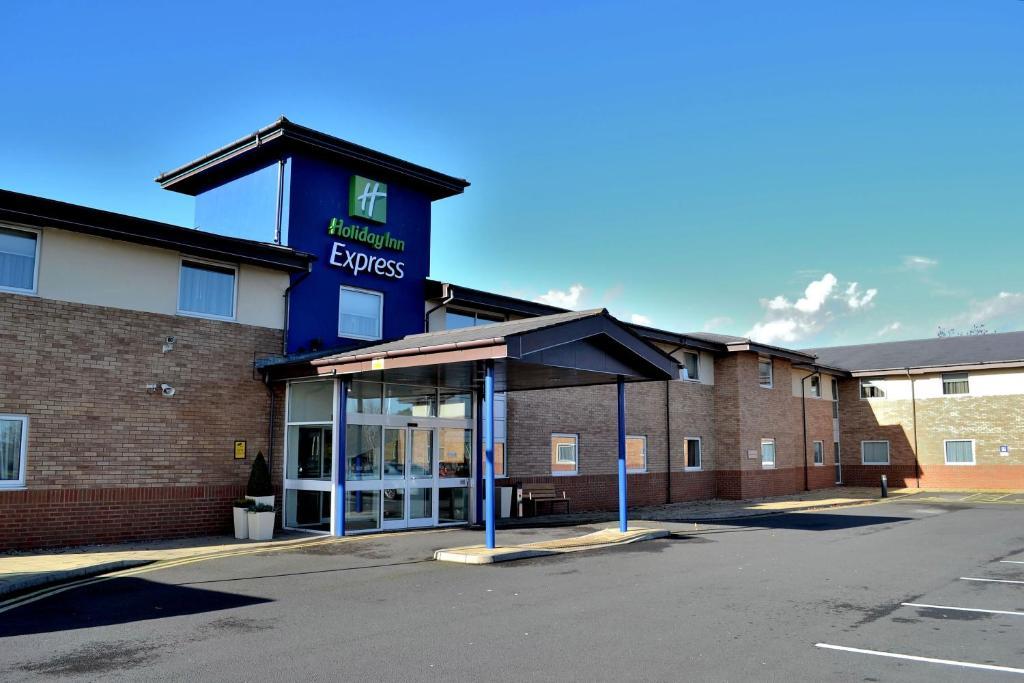 Holiday Inn Express Shrewsbury Shrewsbury Updated 2020 Prices