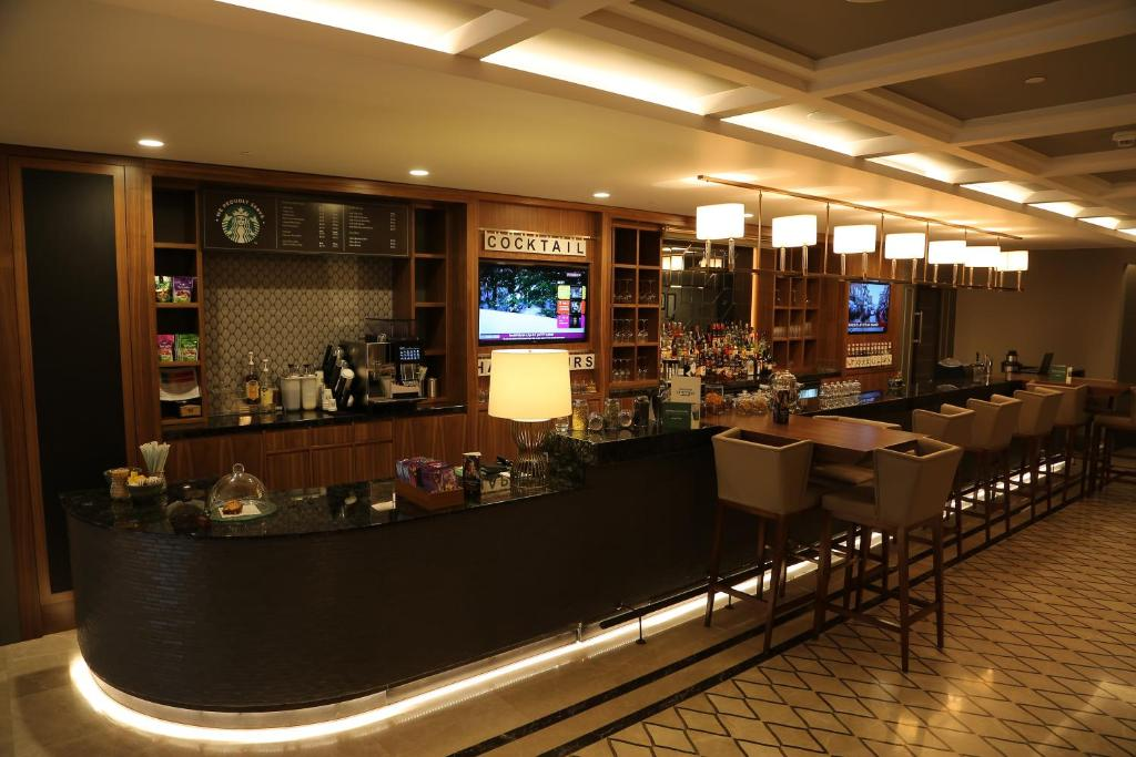 Ресторан / где поесть в Holiday Inn Bursa - City Centre
