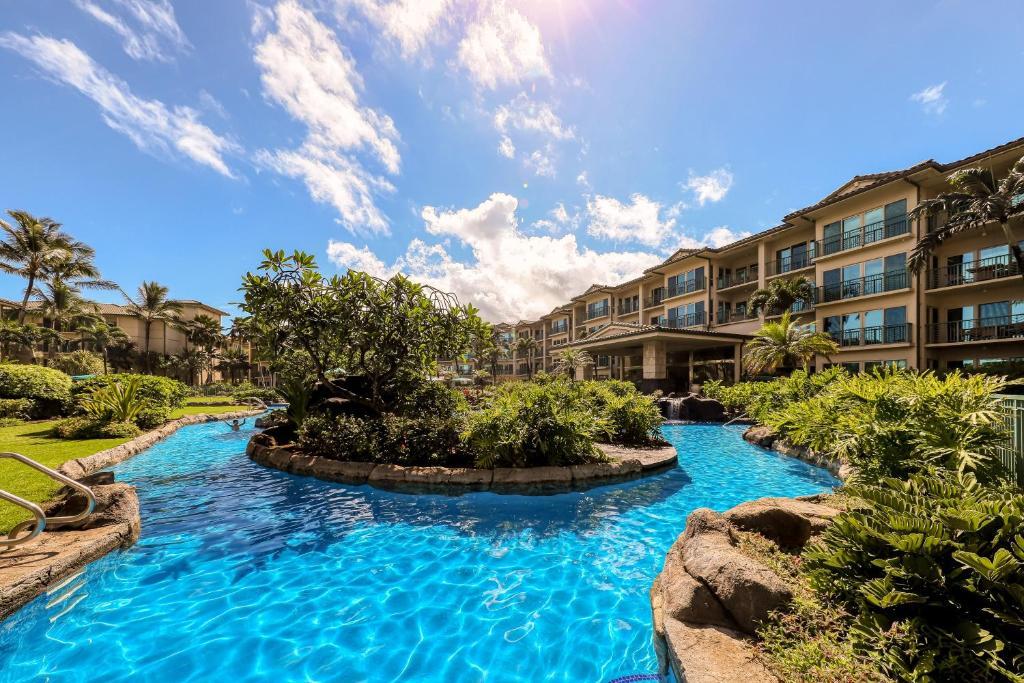 Waipouli Beach Resort D207 Kapaa