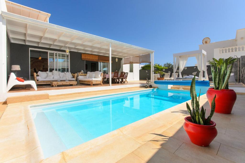 Villa Golf Lanzarote (Spanje Costa Teguise) - Booking.com