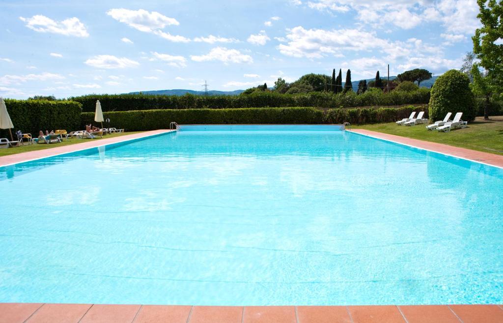 Piscina di Hotel Villa Cappugi o nelle vicinanze