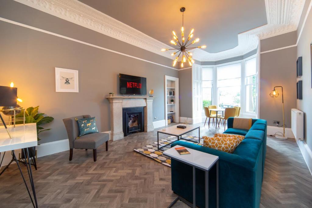 Meadowville - Luxury Edinburgh Home