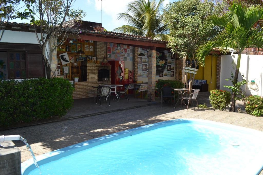 A piscina localizada em Get Up Hostel ou nos arredores