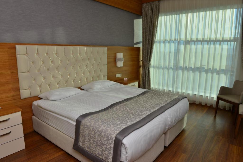 Parion Hotel Çanle Turkey Booking