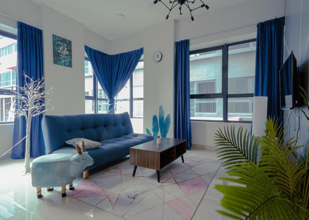 Apartment 3BR Arte Plus @Jalan Ampang Nearby KL City Centre