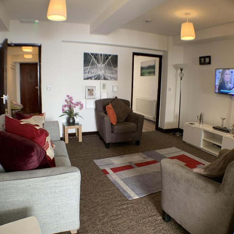 Apartment Cardigan House Avad Luton Uk Bookingcom