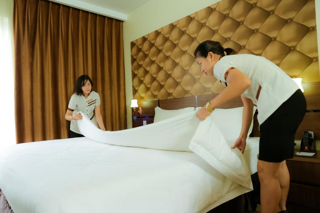 Phòng Tiêu chuẩn có giường cỡ Queen