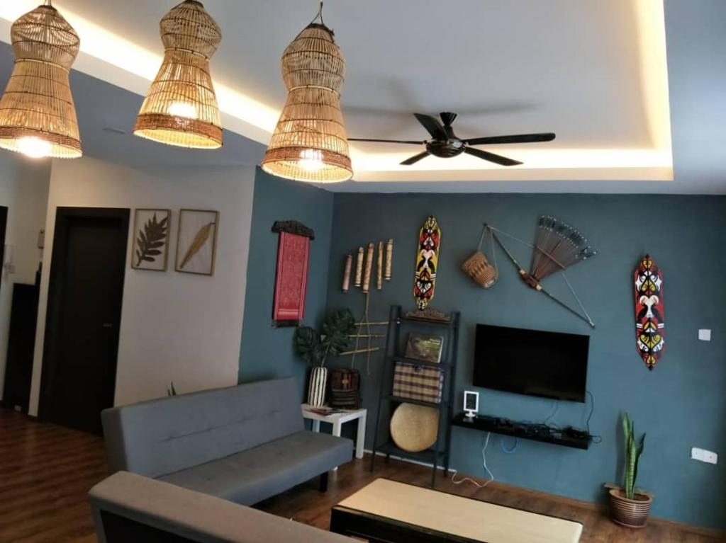 Magnificent Borneo Homestay Vivacity Jazz Kuching Malaysia Booking Com Gmtry Best Dining Table And Chair Ideas Images Gmtryco