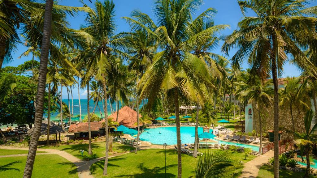 A view of the pool at Sarova Whitesands Beach Resort & Spa or nearby