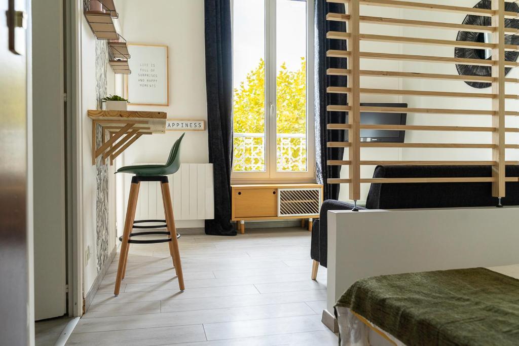 Apartment Le Studio Golf D Uriage Vaulnaveys Le Haut France