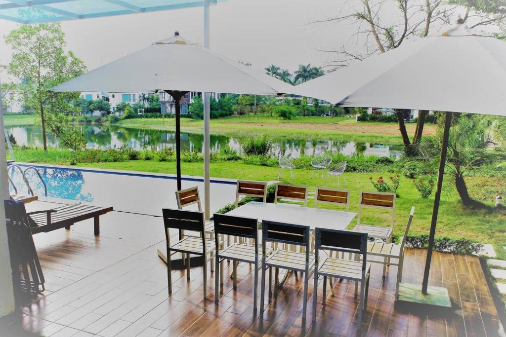 Bayhomes Flamingo Villa Đại Lải Resort