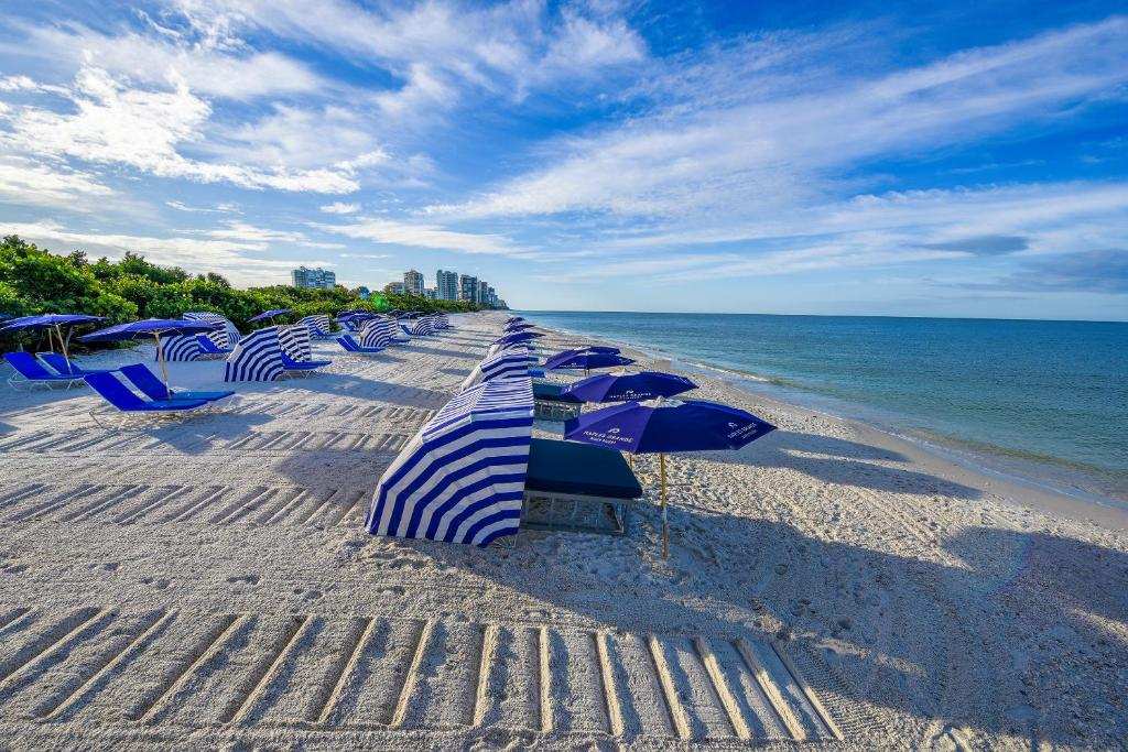 Naples Grande Beach Resort Fl
