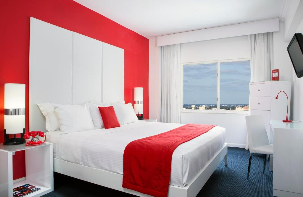 Red South Beach Hotel Miami Fl