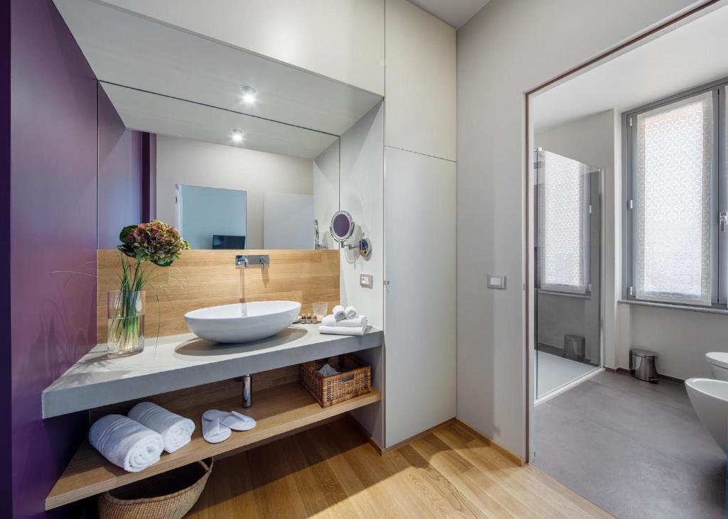Bagno di 30Cavour luxury suites