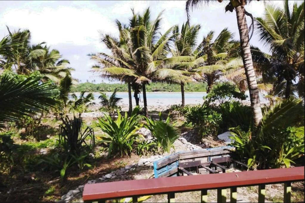 Avana Beach Bungalow Muri Cook Islands Booking