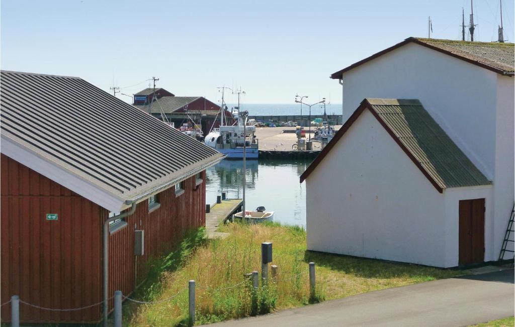 Apartment Klintholm Havneby Borre IV