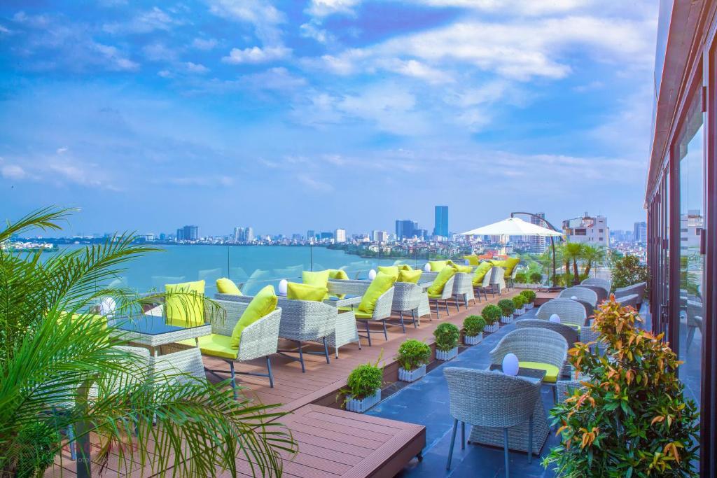 Parosand Hanoi Hotel