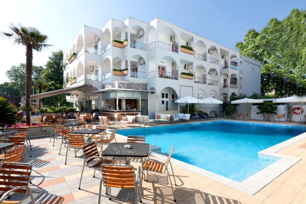 Kronos Hotel Platamonas Prețuri Actualizate 2020