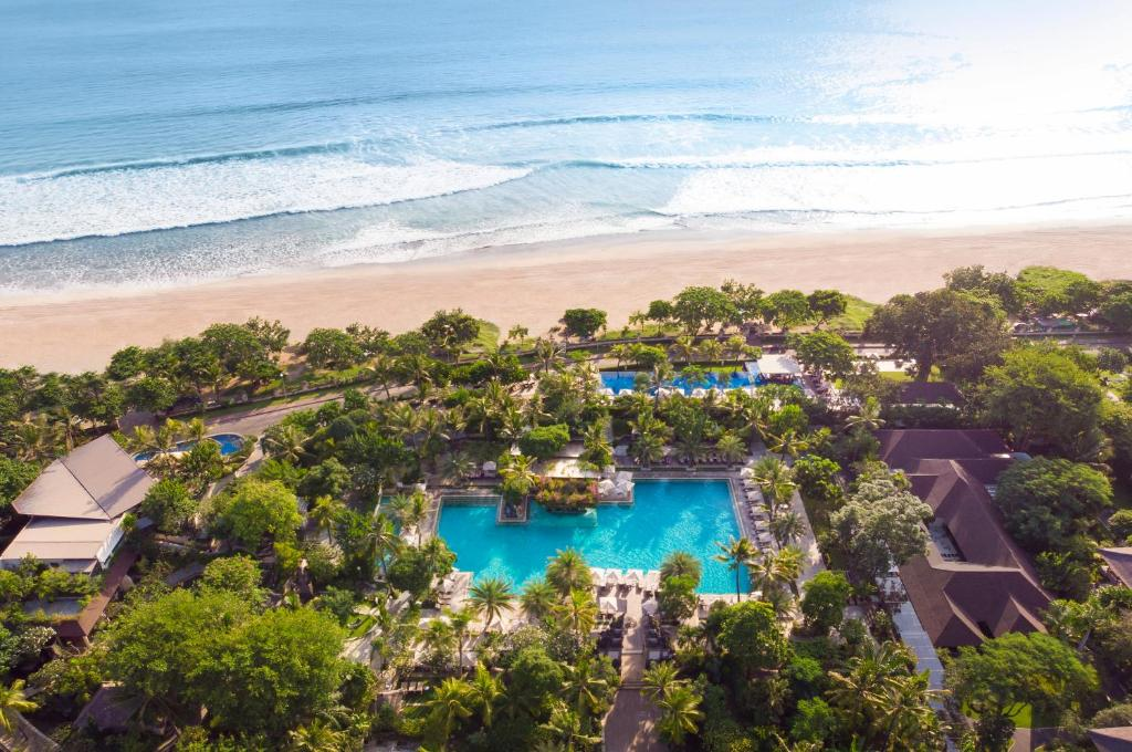 A bird's-eye view of Padma Resort Legian