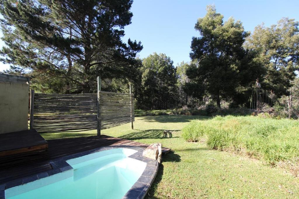 The swimming pool at or close to Edens Touch