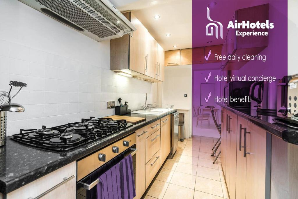 Airhotels Experience: Chelsea 1 Bed Flat