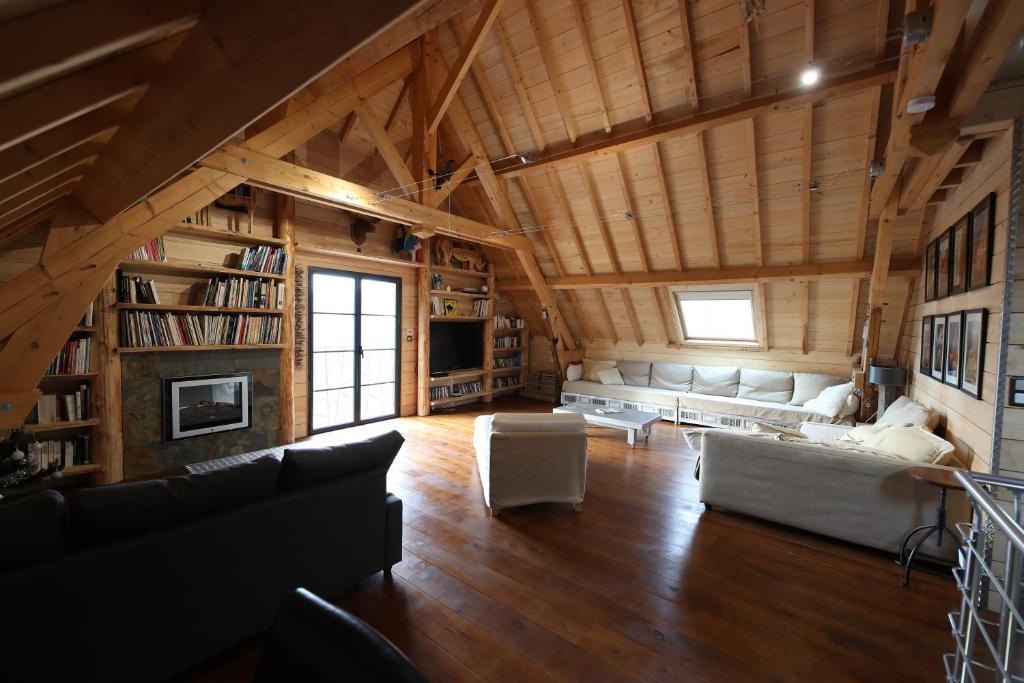 Chalet Montagne, Saint-Pastous, France - Booking.com