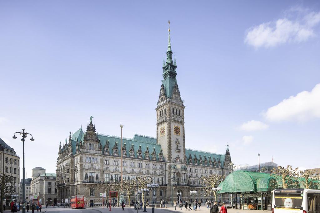 Holiday Inn Express - Hamburg - City Hauptbahnhof