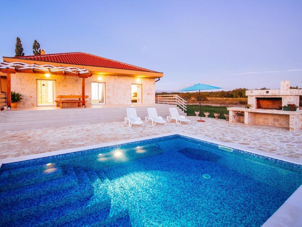 Garden With Swimming Pool charming holiday home with private swimming pool, big garden