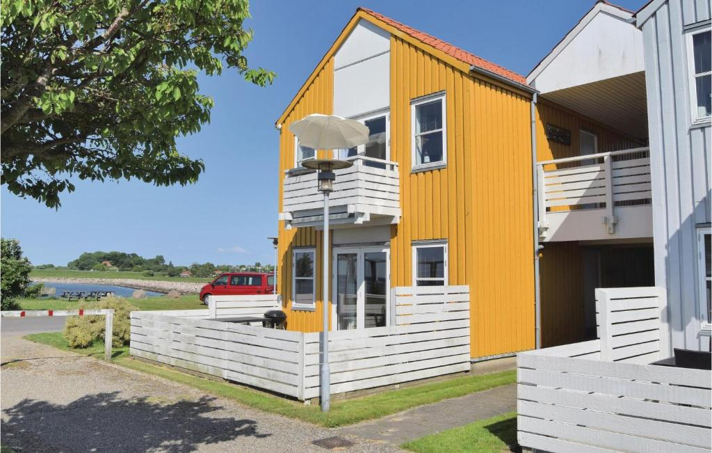 Apartment Skudehavnen Rudkøbing VI