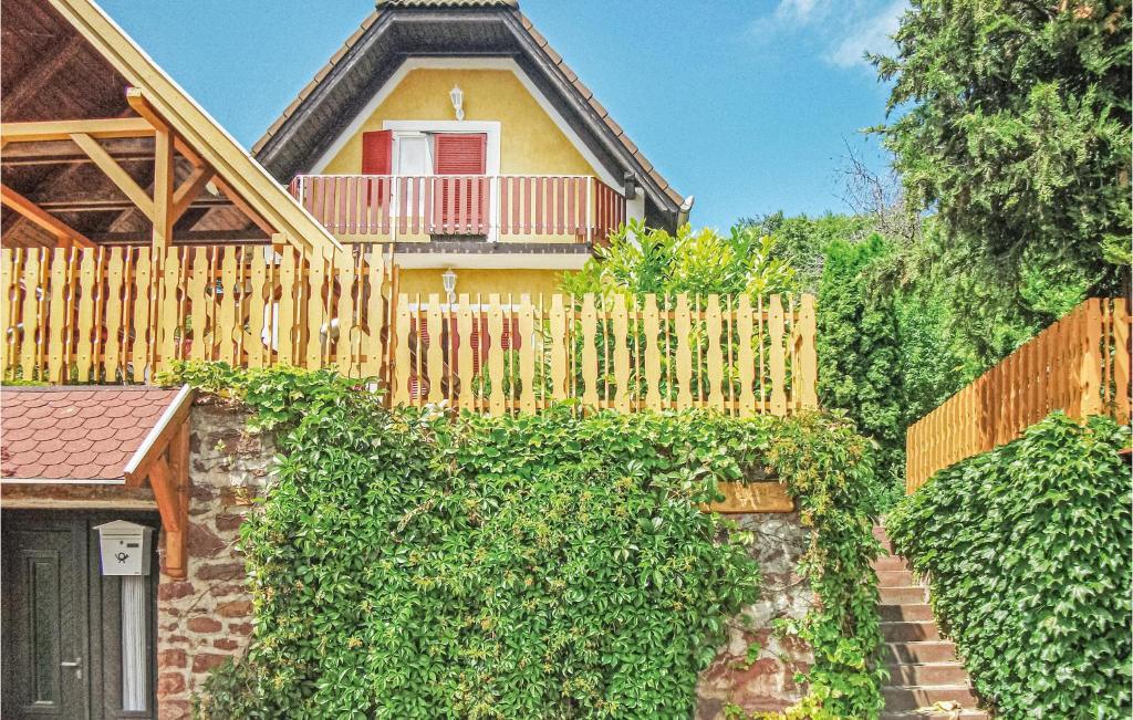 Holiday Home Rokarantoi Utca Szigliget Magyarorszag Szigliget