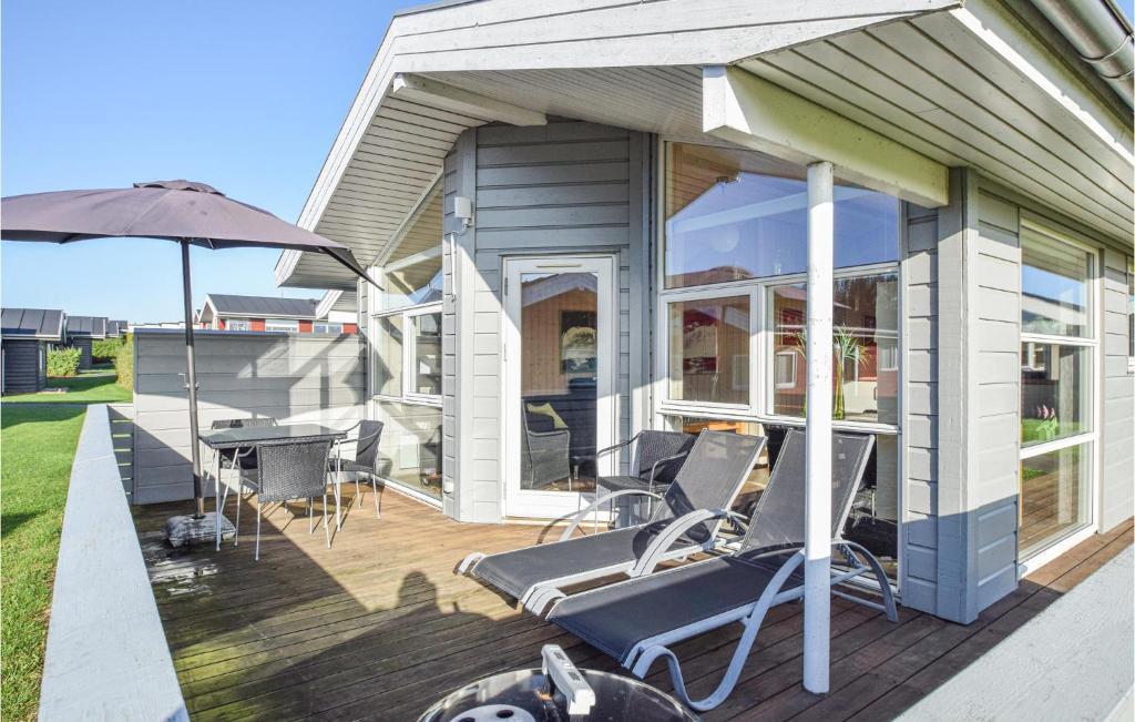 Apartment Dageløkke Feriecenter Tranekær IX