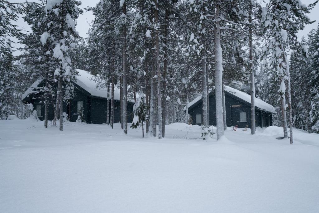 Kuermajat Cottages In Yllas Suomi Kolari Booking Com