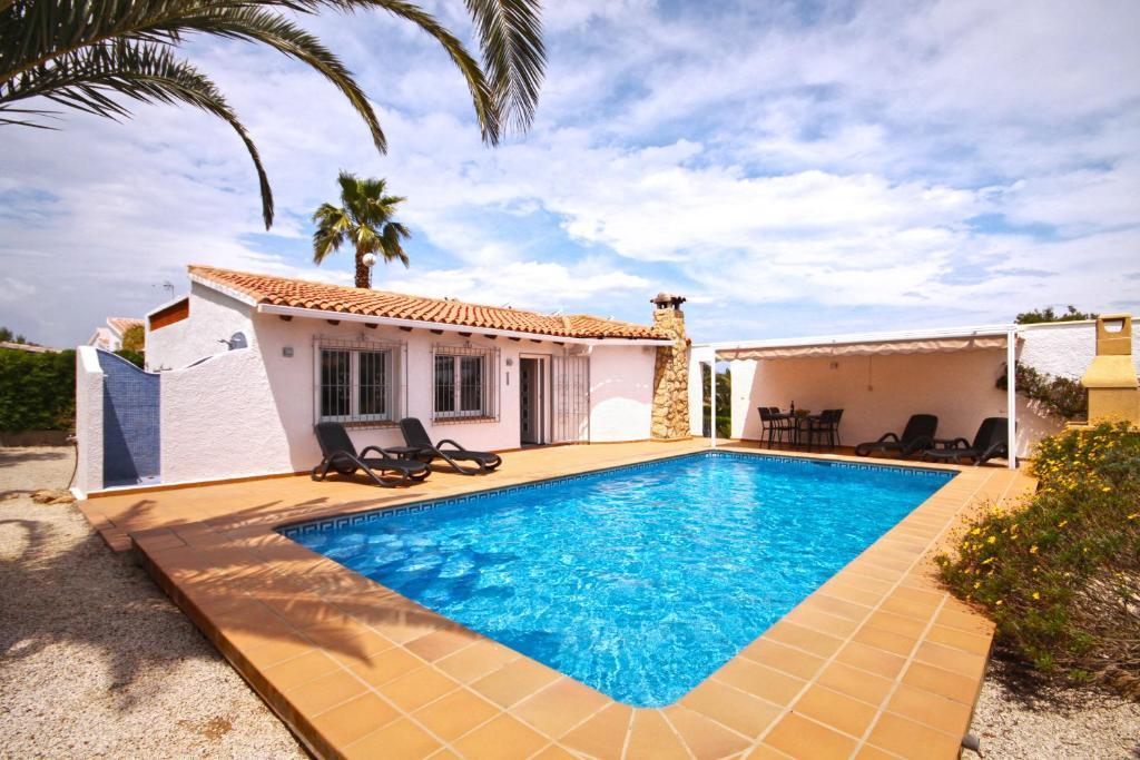 Villa Mercedes (Spanje Jávea) - Booking.com