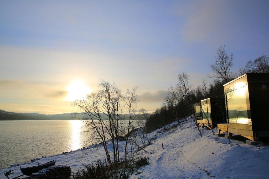 Jarfjord Sea Resort Kirkenes Norja Kirkkoniemi Booking Com