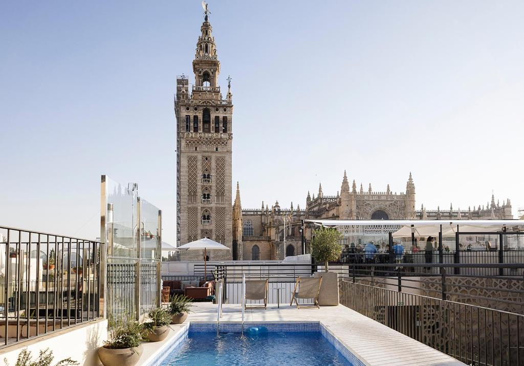 Eme Catedral Hotel Seville Spain Booking Com