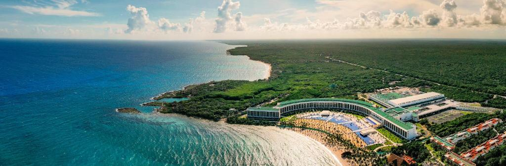 A bird's-eye view of Barceló Maya Riviera - All Inclusive Adults Only - New Hotel