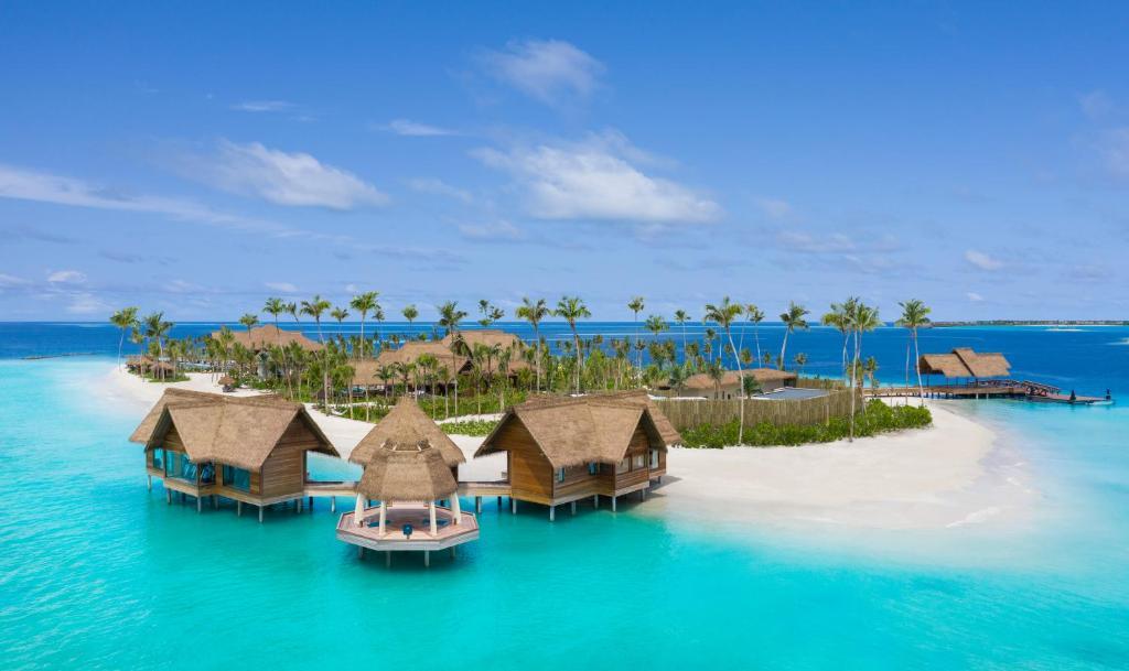 Resort Waldorf Astoria Maldives Ithaafushi, South Male Atoll ...