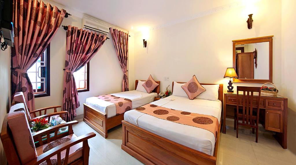 Phòng 2 Giường Đơn Hạng Thương Gia