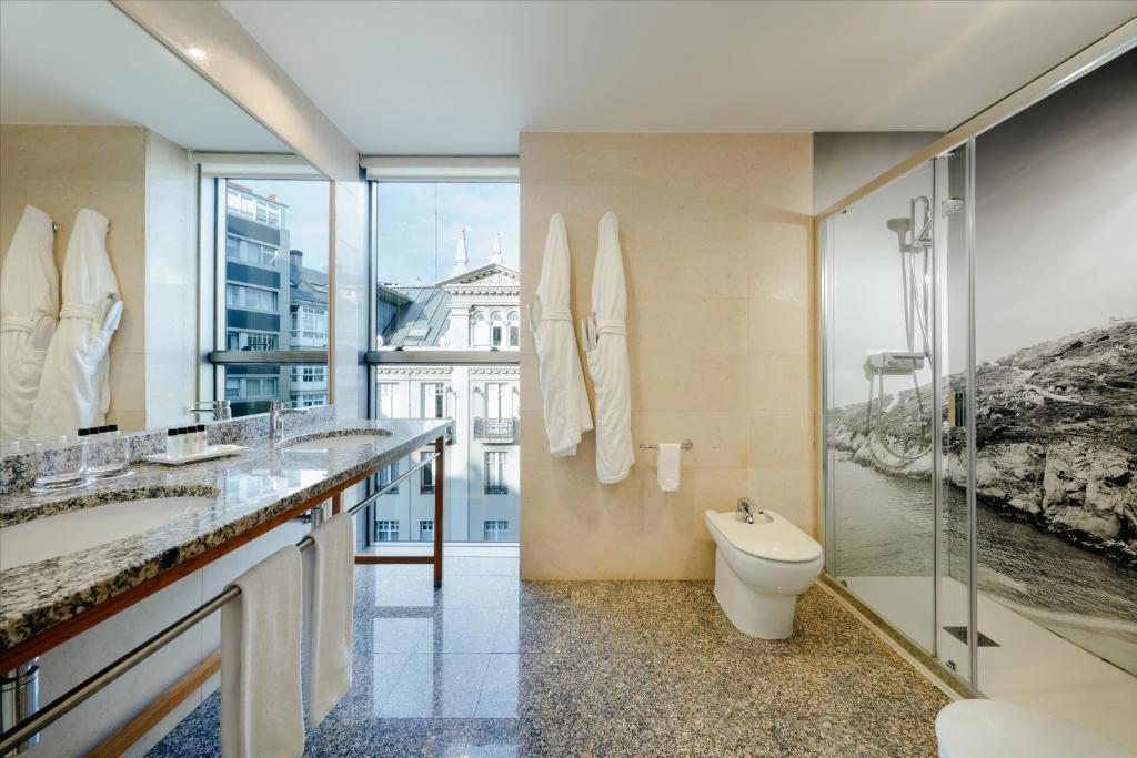 Hesperia A Coruña Centro, A Coruña – Precios actualizados 2019