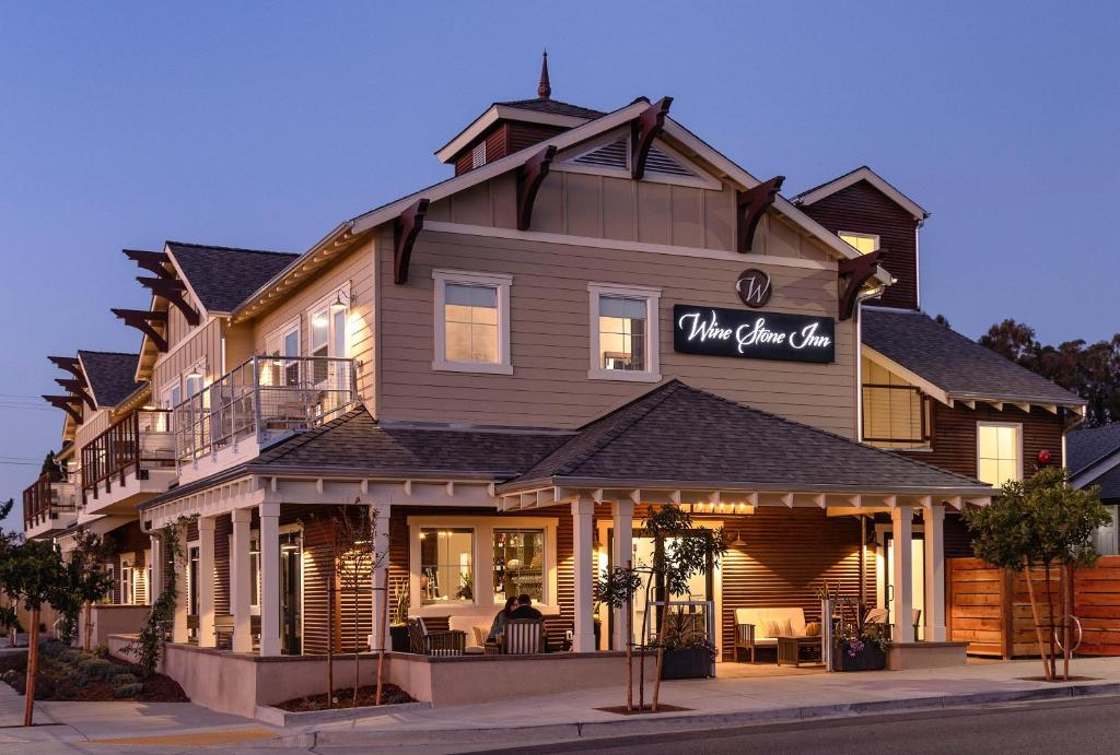 Wine Stone Inn.