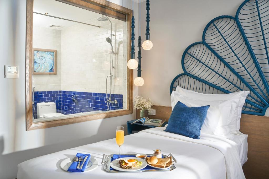 PhòngGiường Đôi/2 Giường Đơn Có Bồn Tắm