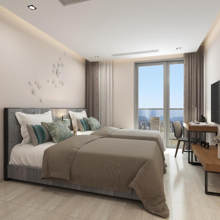 Studio 2 giường đơn