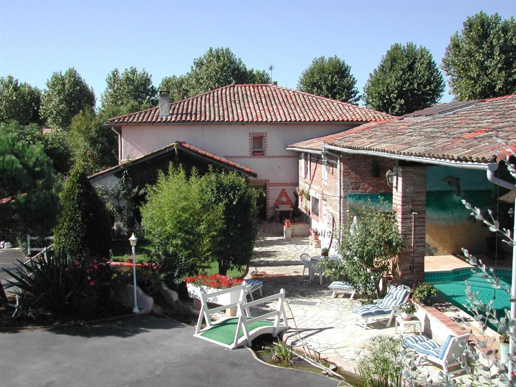 Chambres d'Hôtes Au Clos Saint Georges