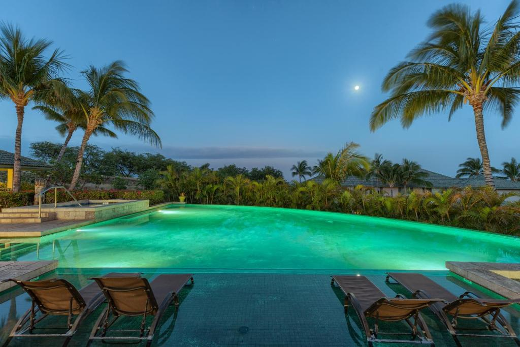 Villa Wai Ula Ula At The Uplands Hapuna Beach Hi Booking Com