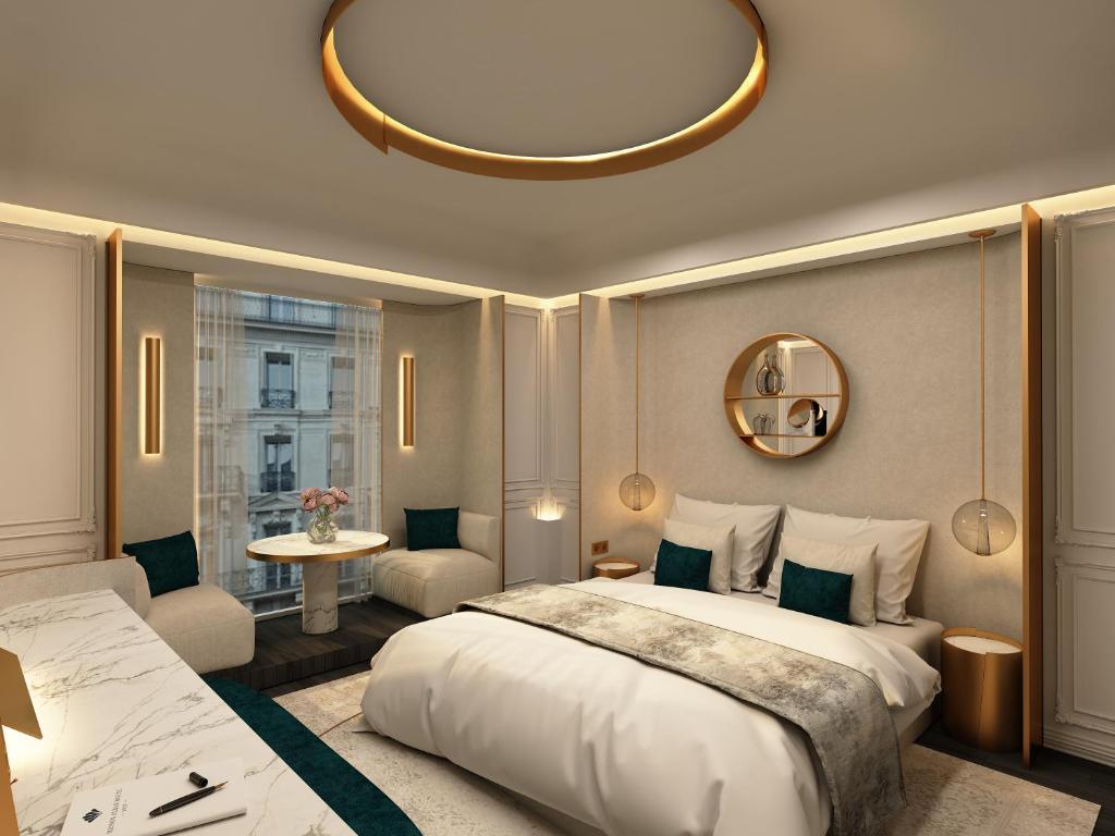 Maison Du Puzzle Paris maison albar hotels - le vendome, paris, france - booking