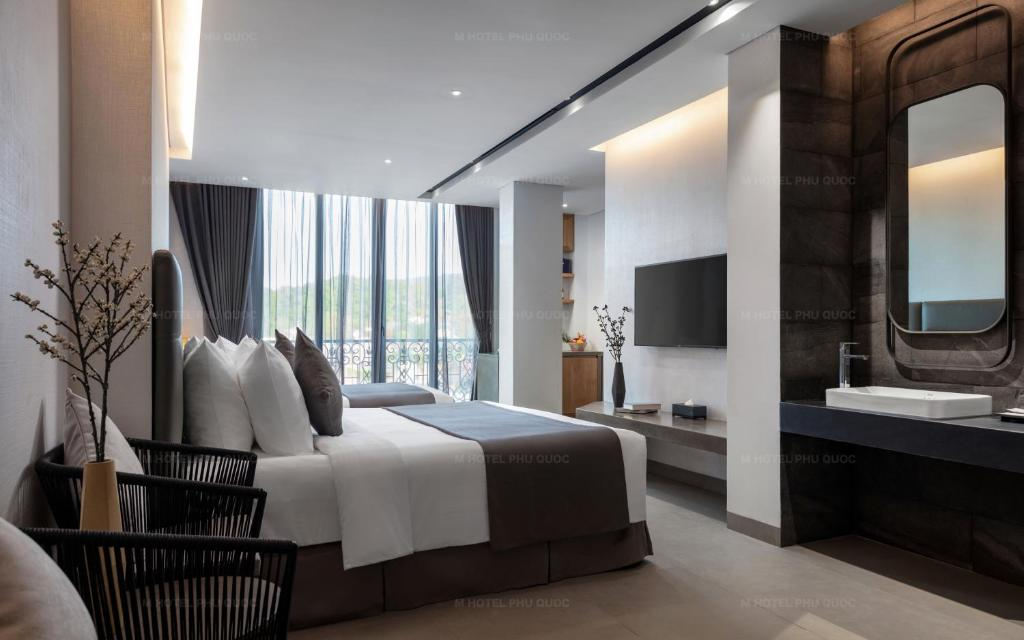 Suite Deluxe Nhìn Ra Thành Phố